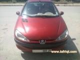 Vends 206 Rouge Année 2003