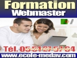 Formation Webmaster Professionnel