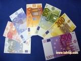 néttoyer vos billets de banque décapé vert bleu rouge